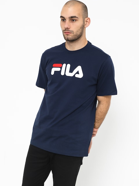 T-shirt Fila Pure Short Sleeve Shirt (black iris)