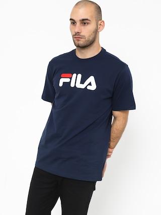 T-shirt Fila Pure Short Sleeve Shirt (black iris)