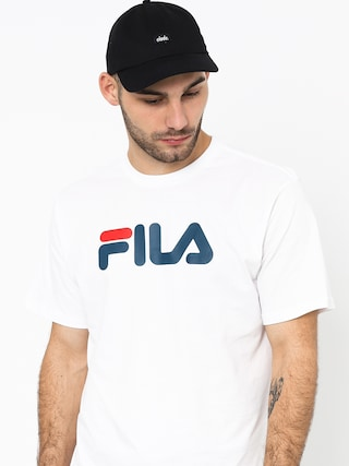 T-shirt Fila Pure Short Sleeve Shirt (bright white)