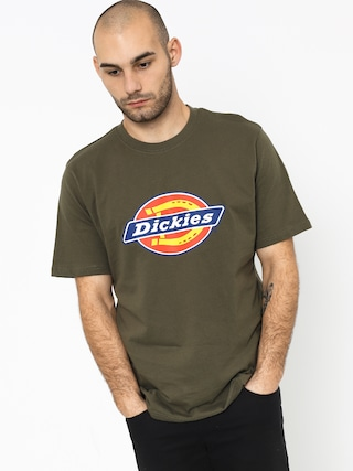 T-shirt Dickies Horseshoe (dark olive)