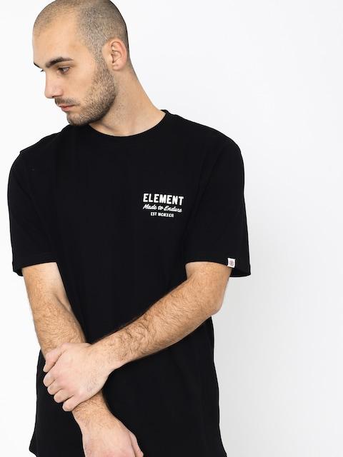 T-shirt Element Sign (flint black)