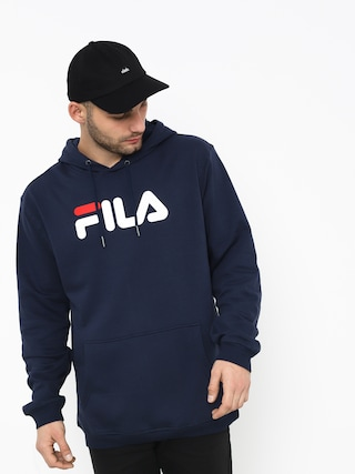 Bluza z kapturem Fila Pure HD (black iris)