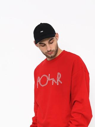 Bluza Polar Skate Script (red)