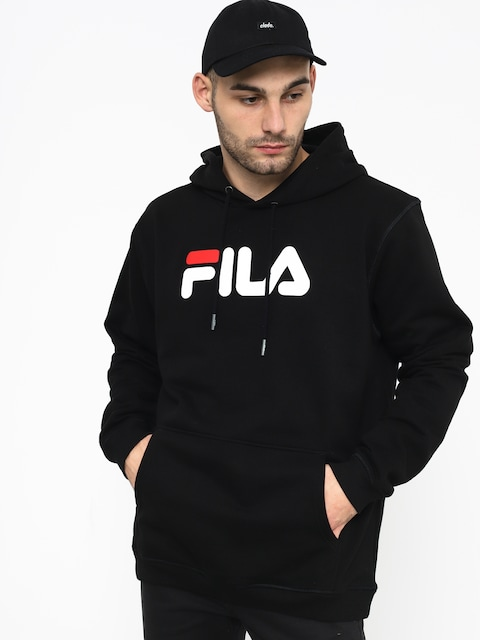 Bluza z kapturem Fila Pure HD (black)