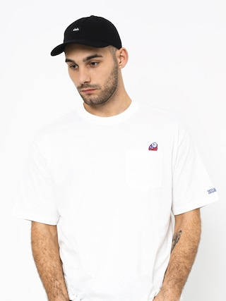 T-shirt Polar Skate Big Boy Pocket (white)