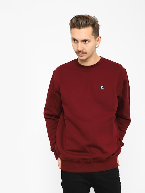 Bluza Nervous Icon (maroon)