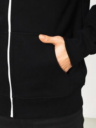 Bluza z kapturem Nervous Gang ZHD (black)