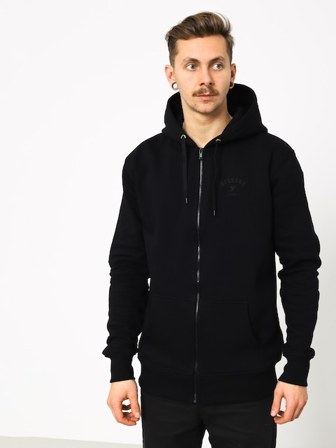 Bluza z kapturem Nervous Ltd ZHD (black ops)
