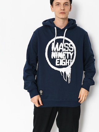 Bluza z kapturem MassDnm Return HD (navy)