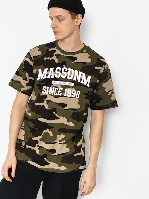 T-shirt MassDnm Campus