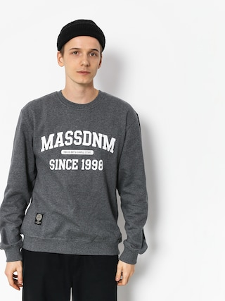 Bluza MassDnm Campus (dark heather grey)