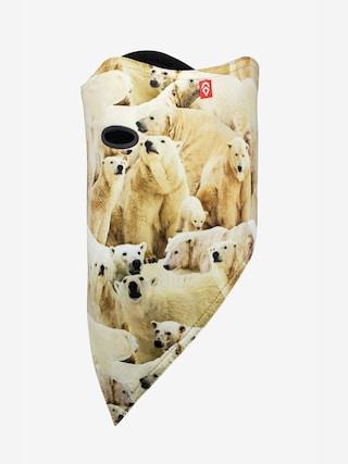 Bandana Airhole Facemask Standard (polar bears)