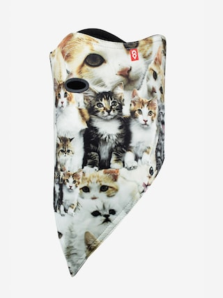 Bandana Airhole Facemask Standard (meow)
