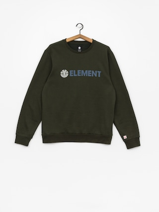 Bluza Element Blazin Crew (olive drab)
