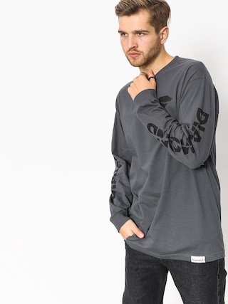 Longsleeve Diamond Supply Co. Psychotic (charcoal)