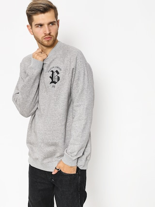 Bluza Brixton Rawson Crew (heather grey)