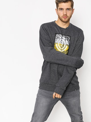 Bluza Element Reroute Crew (charcoal heather)