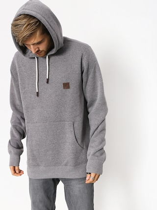 Bluza z kapturem Element Heavy HD (grey heather)