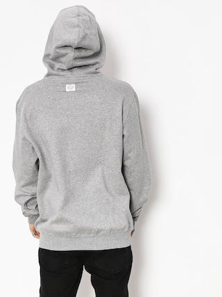 Bluza z kapturem MassDnm Return HD (light heather grey)