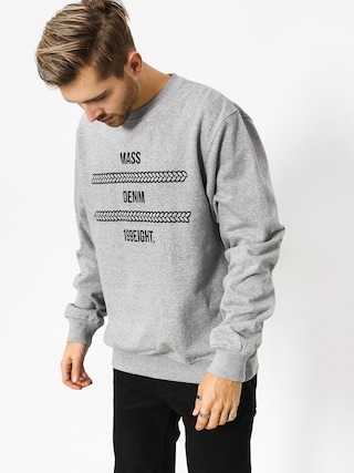 Bluza MassDnm Line Up (light heather grey)