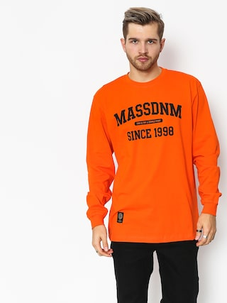 Longsleeve MassDnm Campus (orange)