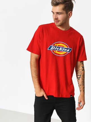 T-shirt Dickies Horseshoe (fiery red)