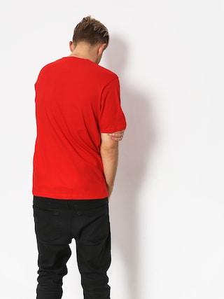 T-shirt Dickies Horseshoe (fiery red)