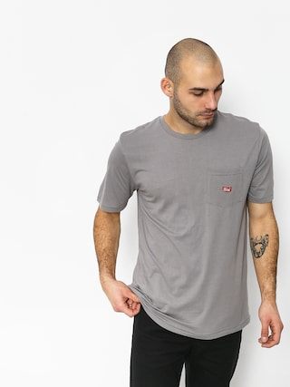 T-shirt Brixton Stith Wl Pkt (cement)