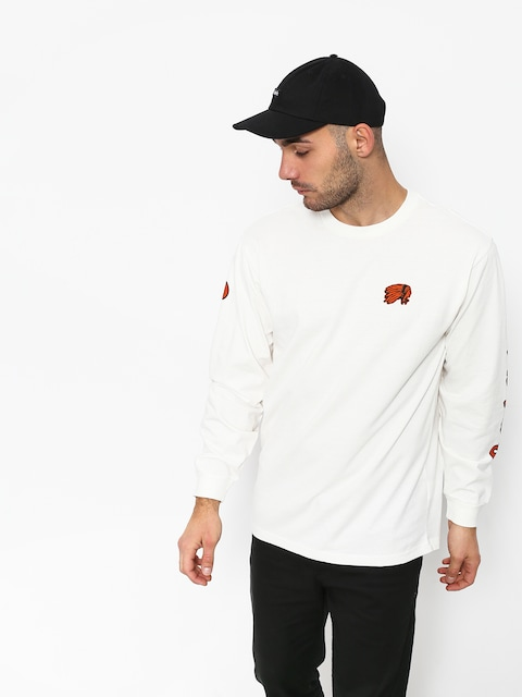 Longsleeve Brixton Primo Ls Stt (off white)