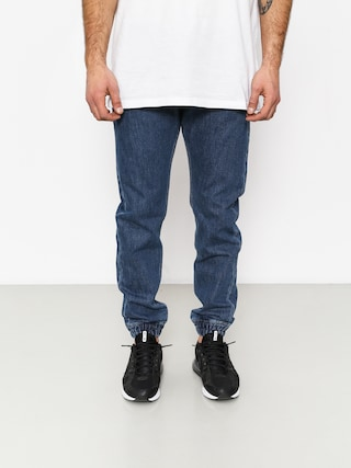 Spodnie MassDnm Base Jogger Jeans Sneaker Fit (blue)