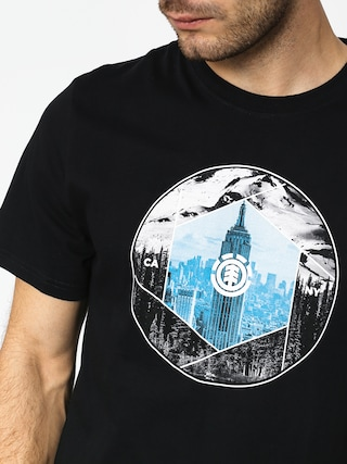 T-shirt Element Boroughs (flint black)