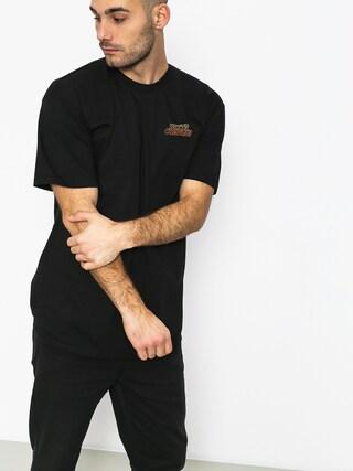 T-shirt Brixton Fugle Stt (black)