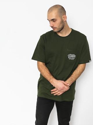 T-shirt Element Station Pocket (olive drab)
