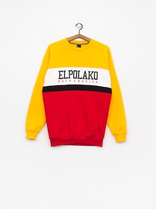 Bluza El Polako School (yellow)