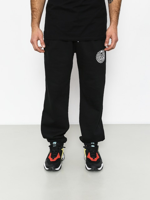 Spodnie MassDnm Base Regular Fit (black)