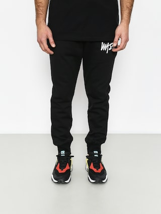Spodnie MassDnm Signature Trap Fit (black)