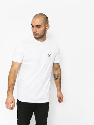 T-shirt Iriedaily Chestflag (white)