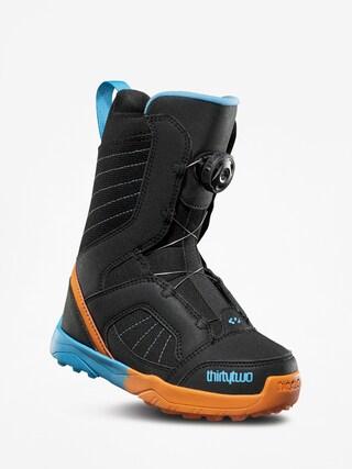 Buty snowboardowe ThirtyTwo Kids Boa (black)