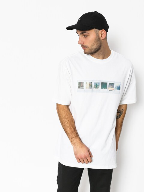 T-shirt Element Jaako (optic white)