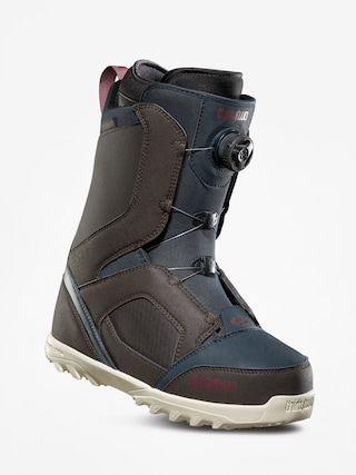 Buty snowboardowe ThirtyTwo Stw Boa (brown/navy)
