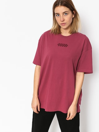 T-shirt Vans Overtime Out (dry rose)