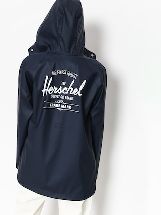 Kurtka Herschel Supply Co. Rainwear Classic Wmn (peacoat/white classic logo)