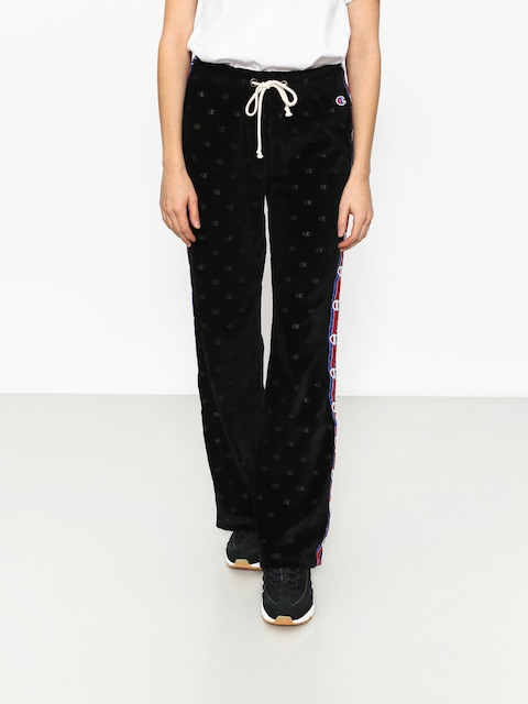 Spodnie Champion Wide Leg Pants Wmn (nbk)