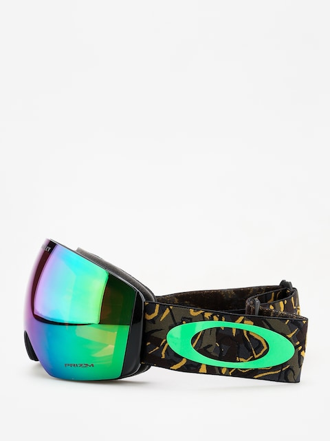 Gogle Oakley Flight Deck (camo vine jungle/prizm snow jade iridium)