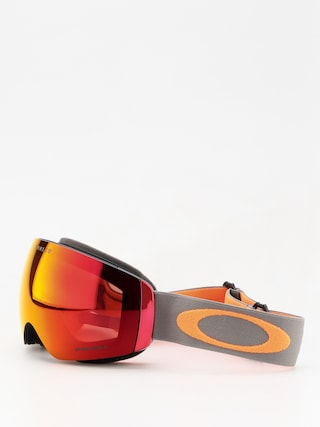 Gogle Oakley Flight Deck Xm (dark brush orange/prizm snow torch iridium)