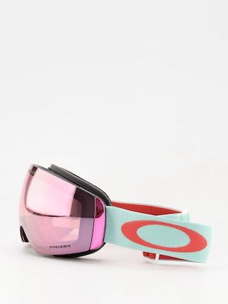 Gogle Oakley Flight Deck Xm (white/prizm snow hi pink iridium)