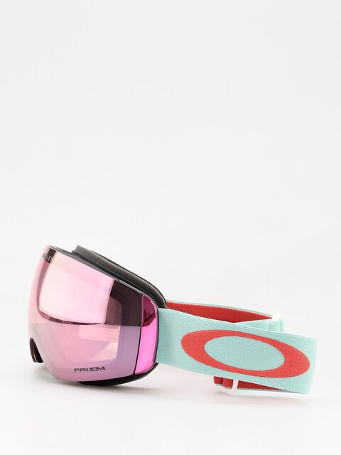 Gogle Oakley Flight Deck Xm (white/prizm snow hi pink iridium)