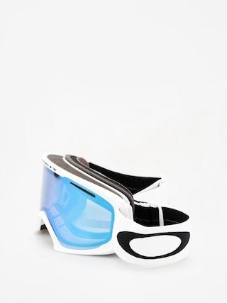 Gogle Oakley O Frame 2 0 Xl (matte white/violet iridium)