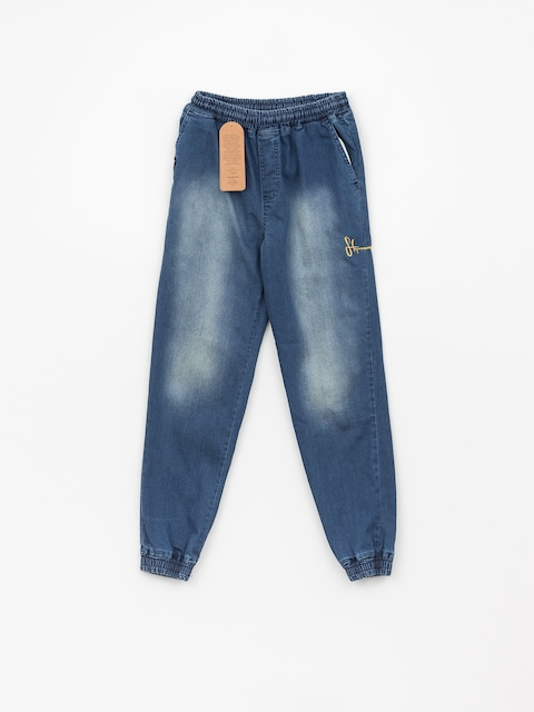 Spodnie Stoprocent Classic Jeans Joggers (blue)