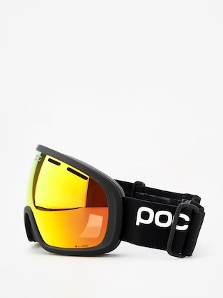 Gogle POC Fovea Clarity (uranium black/spektris orange)